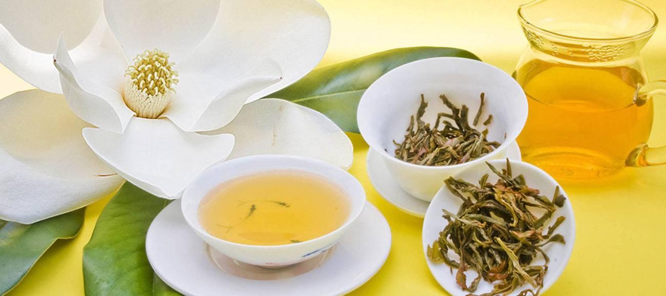 Желтый чай (хуан ча)