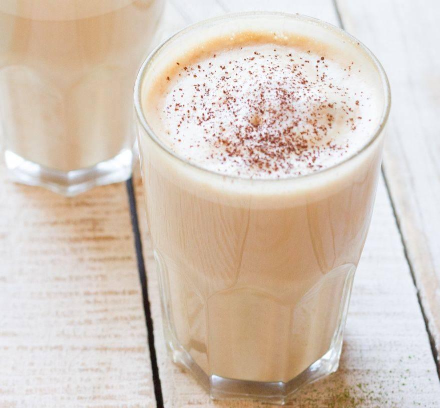 Раф кофе рецепт, калорийность и состав для приготовления дома