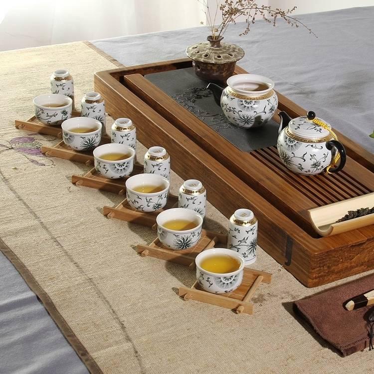 Традиции чая: культура чайных церемоний китая, японии, англии