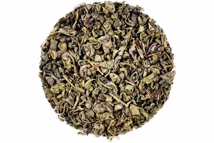 Чай порох (чжу-ча или ганпаудер)