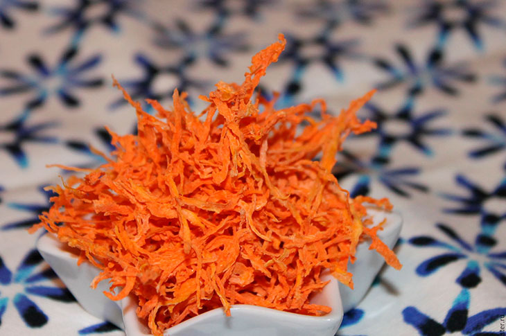 Чай из ботвы моркови и его свойства
