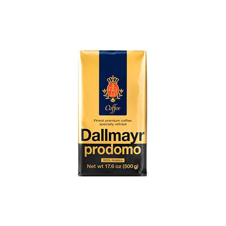 Кофе молотый dallmayr classic  250 г — цена, купить в москве