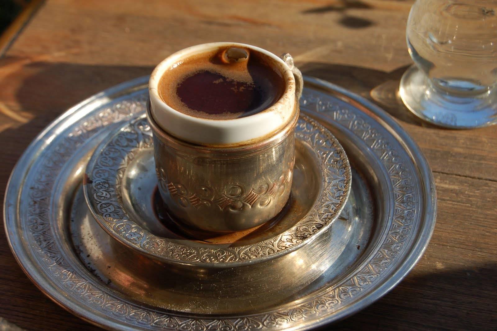 Рецепт кофе по-турецки: как приготовить турецкий кофе в турке