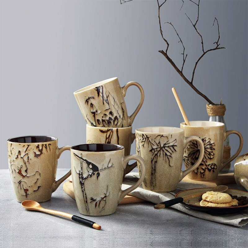 Выбор чашки для кофе по-восточному: объем и сравнение материалов