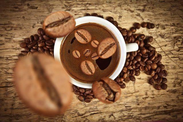 Влияние кофе на сосуды