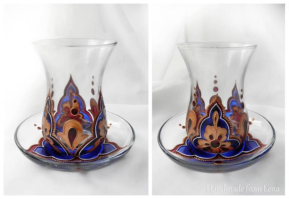 Турецкие стеклянные чашки для чая (армуды): виды, история, как правильно пить чай