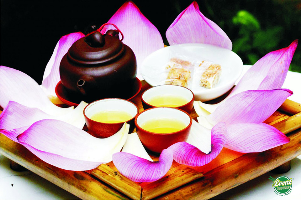 Чай с лотосом: польза, показания и противопоказания