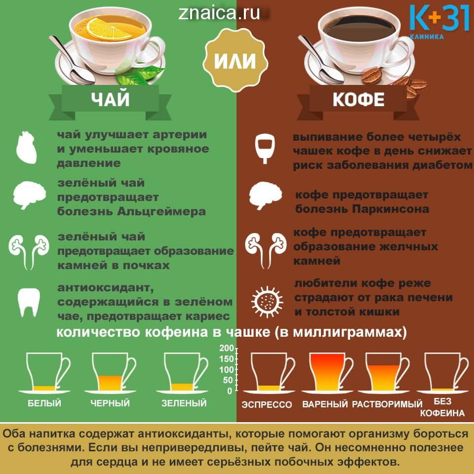 Вред и польза кофеина для организма, механизм действия, безопасная дозировка