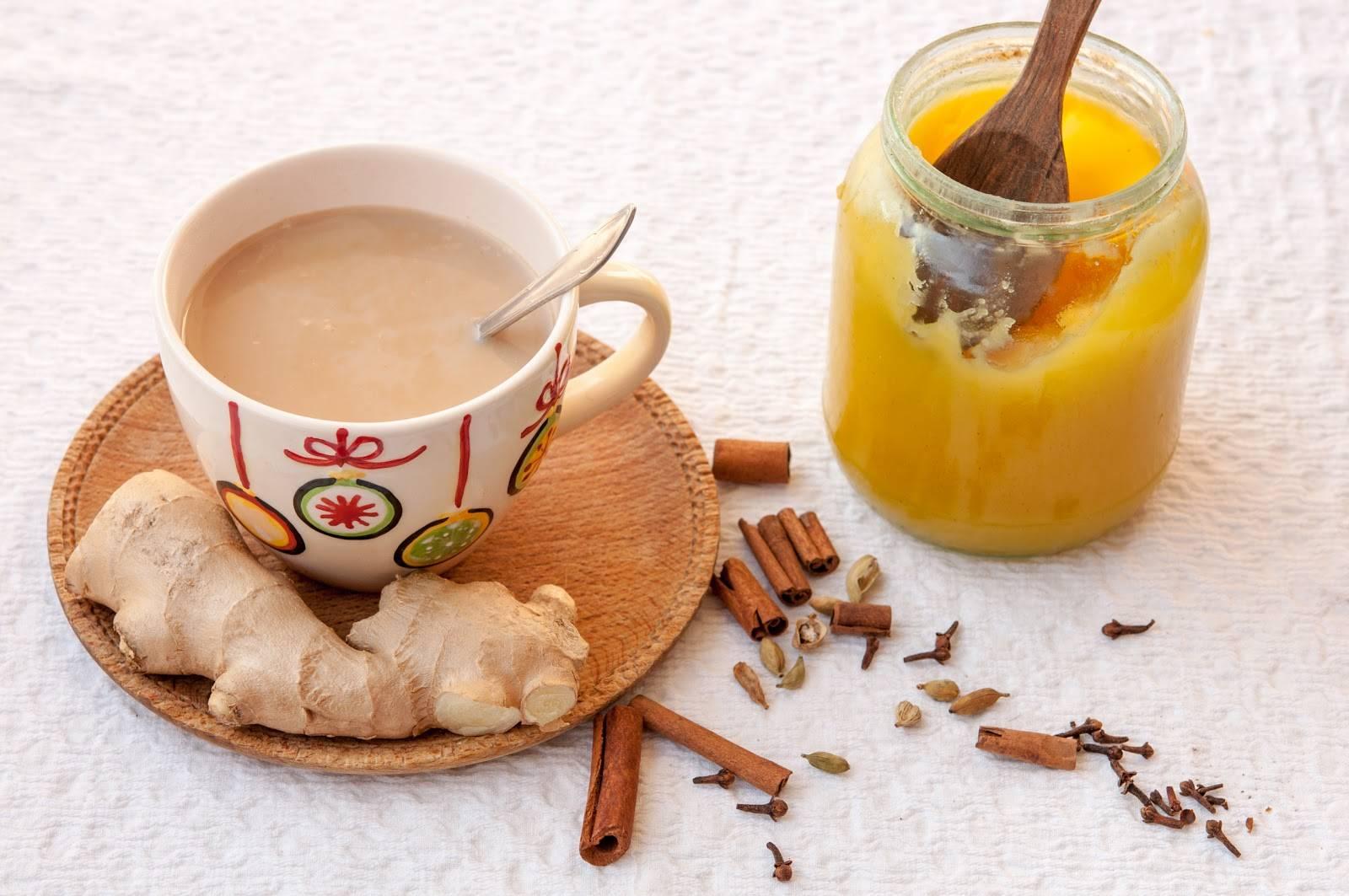 Классический рецепт индийского чая масала