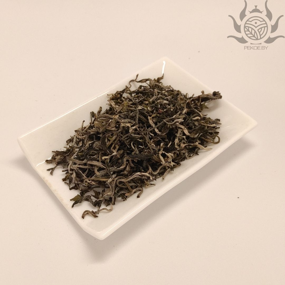 Бай мао хоу - чай белая обезьяна, элитный сорт китайского зелёного чая