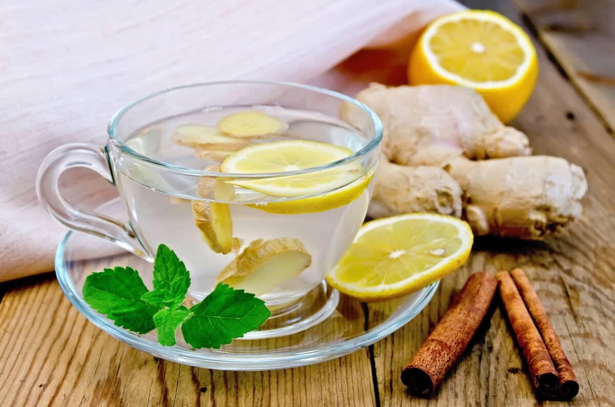 Имбирный чай: польза и вред популярного напитка