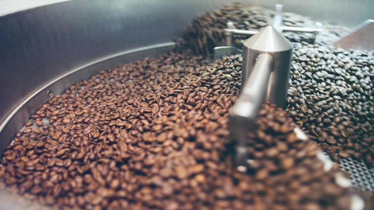 Способы промышленной и домашней обжарки кофе
