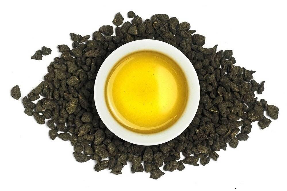 Чай молочный улун польза и вред как заваривать