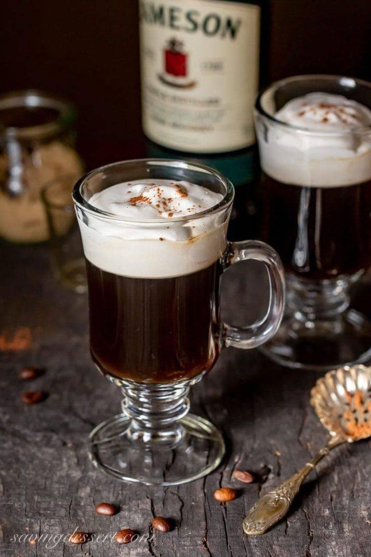 Кофе по-ирландски рецепт