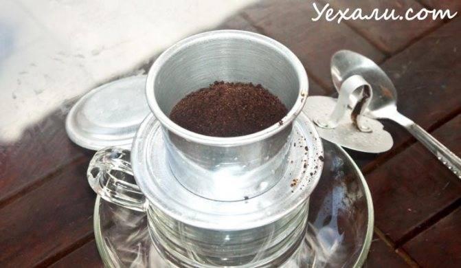 Где купить кофе в нячанге 2020 / какой вьетнамский кофе выбрать / как правильно заваривать вьетнамский кофе
