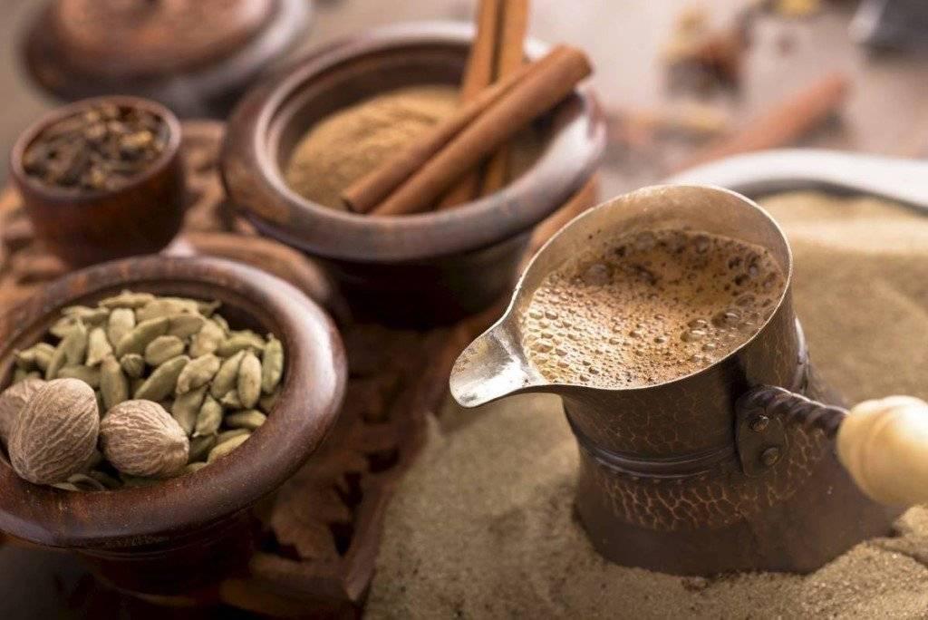 Рецепт ароматного кофе с кардамоном