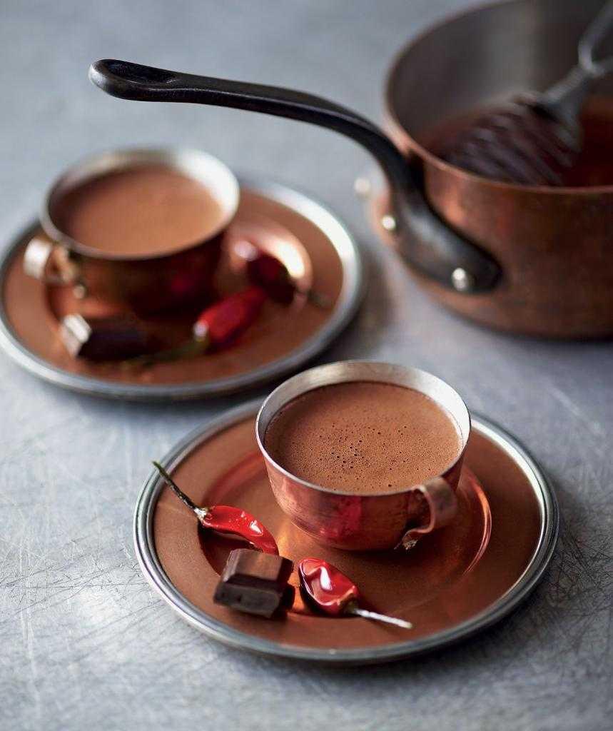 Кофе с какао 4 простых рецепта приготовления