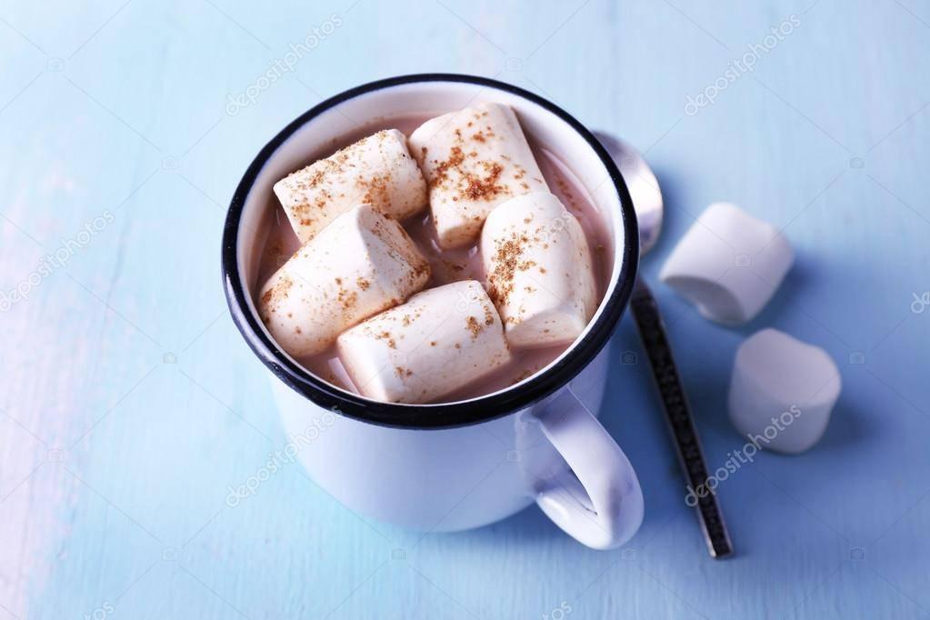 Кофе с маршмеллоу: рецепт приготовления с фото