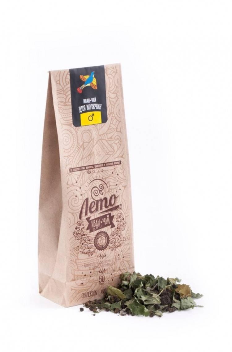 Иван-чай для потенции: способы применения кипрея, отзывы о копорском чае