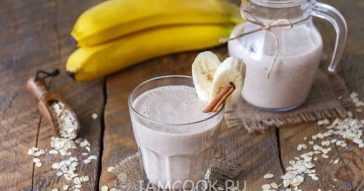 Смузи с бананом и молоком: калорийность и лучшие рецепты