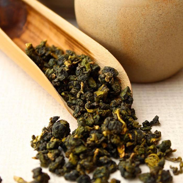 Сорт улун: чай молочный – можно пить и днем и ночью!