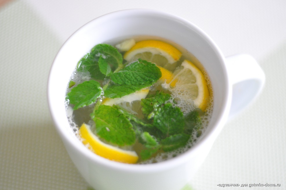 """Польза и вред чая с лимоном для организма – портал """"стань лучше"""""""