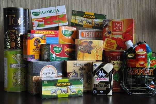 Чай из казахстана, теперь и в россии - teaterra | teaterra