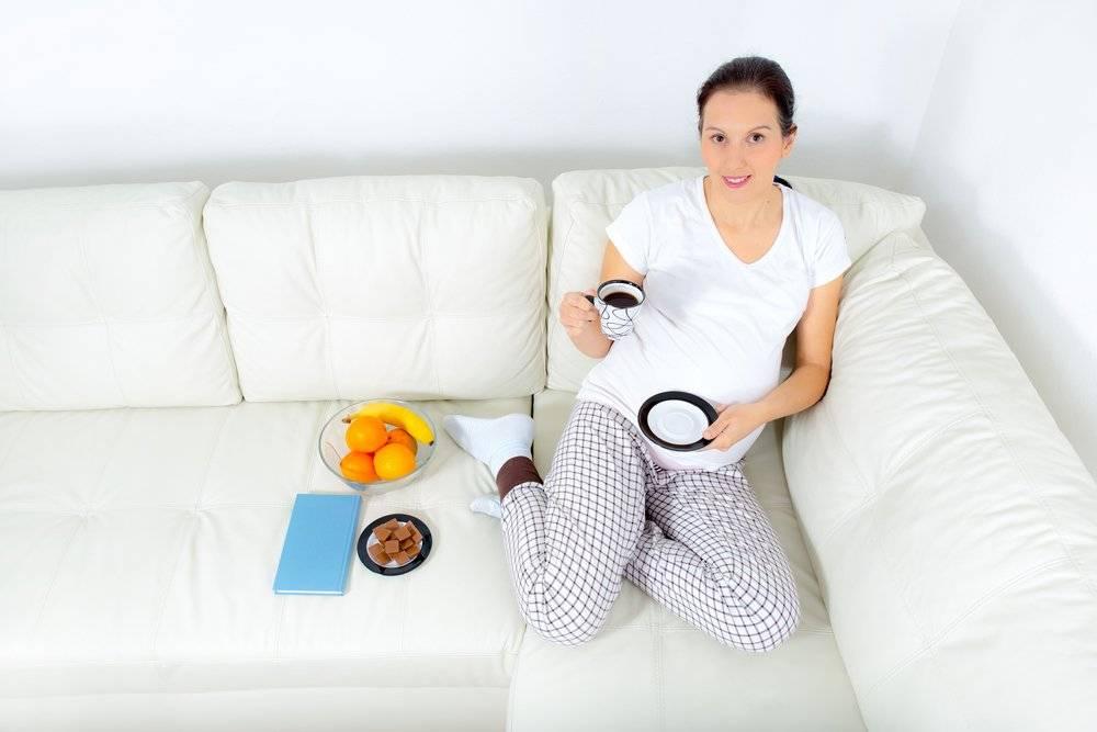 Чашечка кофе для будущей мамы: почему бы и нет