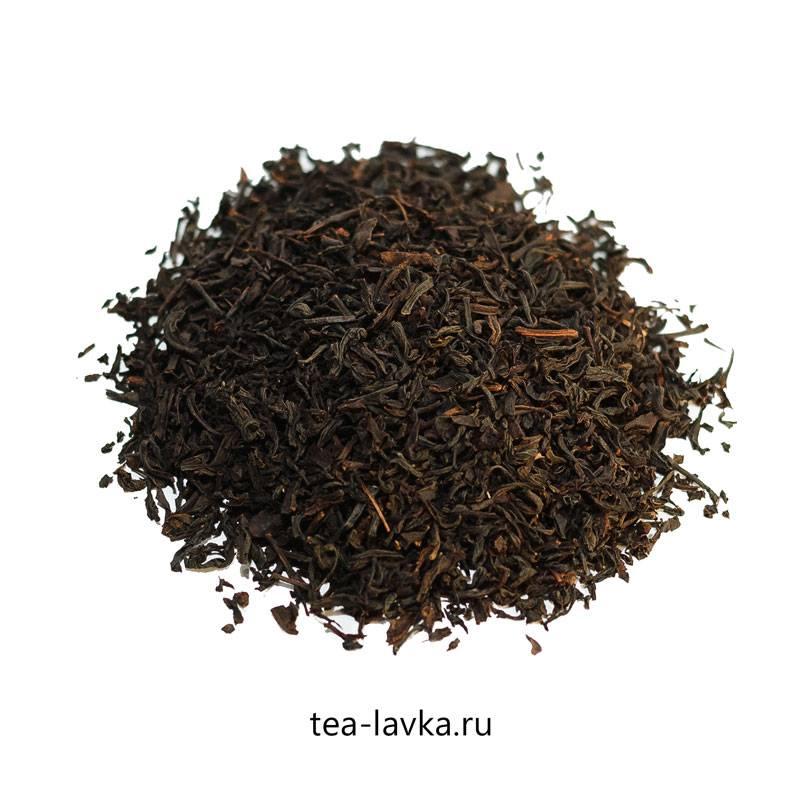 Красный китайский чай дянь хун