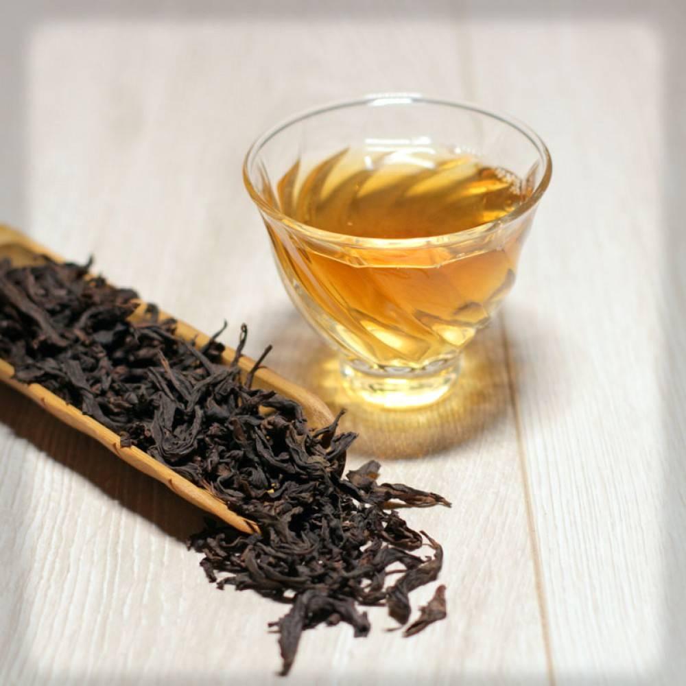 Китайский чай – большой красный халат