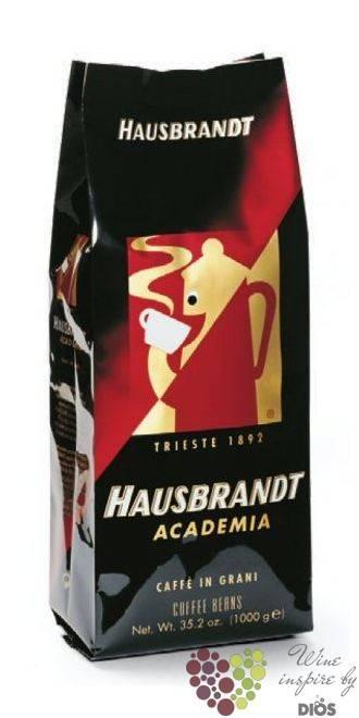 Кофе hausbrandt в зернах: производство и ассортимент