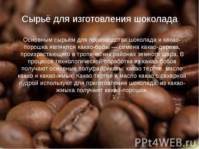 Виды шоколада: классификация сортов, описание, производители
