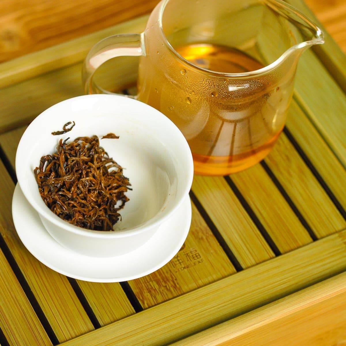Как правильно заварить чай пуэр
