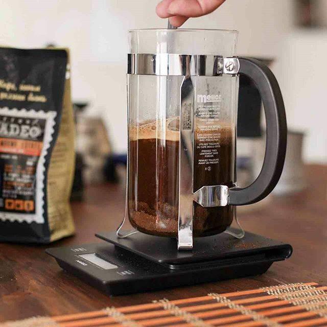Что такое френч-пресс, и как в нем заваривать кофе