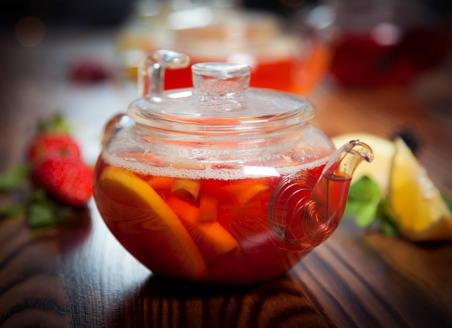 Травяные чаи: витаминные, лечебные | кулинария - всё pro еду!