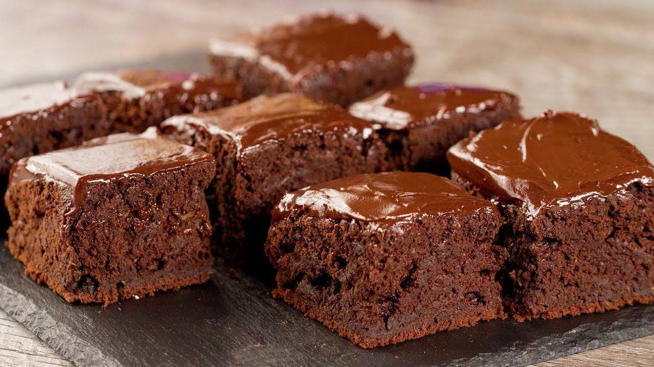 Шоколадный брауни - 11 рецептов с пошаговыми фото   волшебная eда.ру