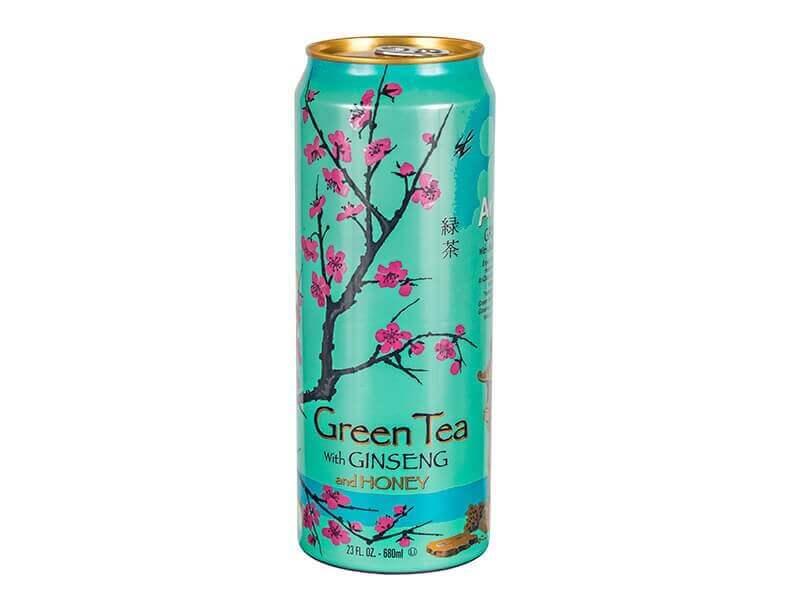 Аризона чай: состав, особенности чайных напитков от бренда arizona