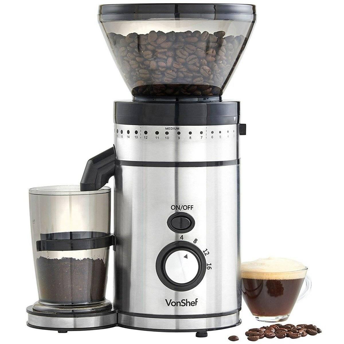 Топ-7 лучших кофемолок – рейтинг 2020 года