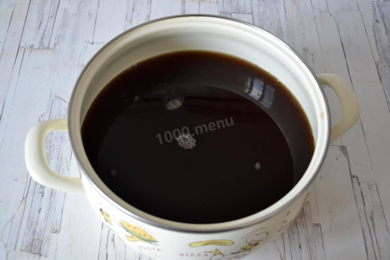 Квас из цикория в домашних условиях: рецепт приготовления
