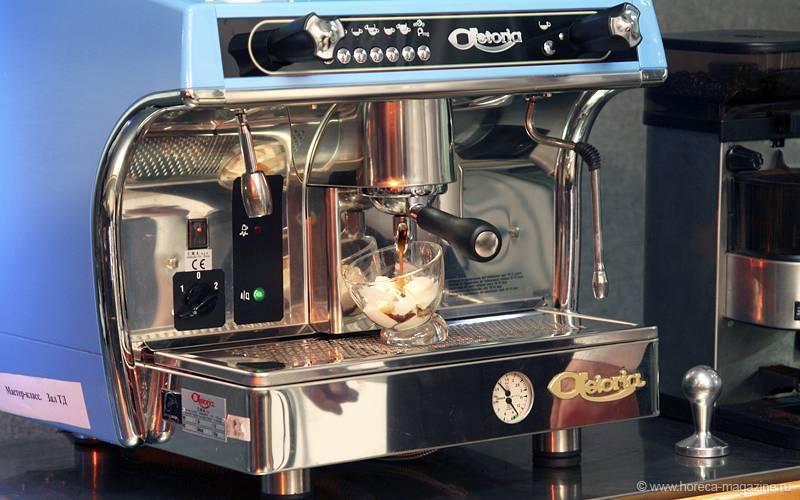 Как выбрать профессиональную кофемашину для обычной и мобильной кофейни