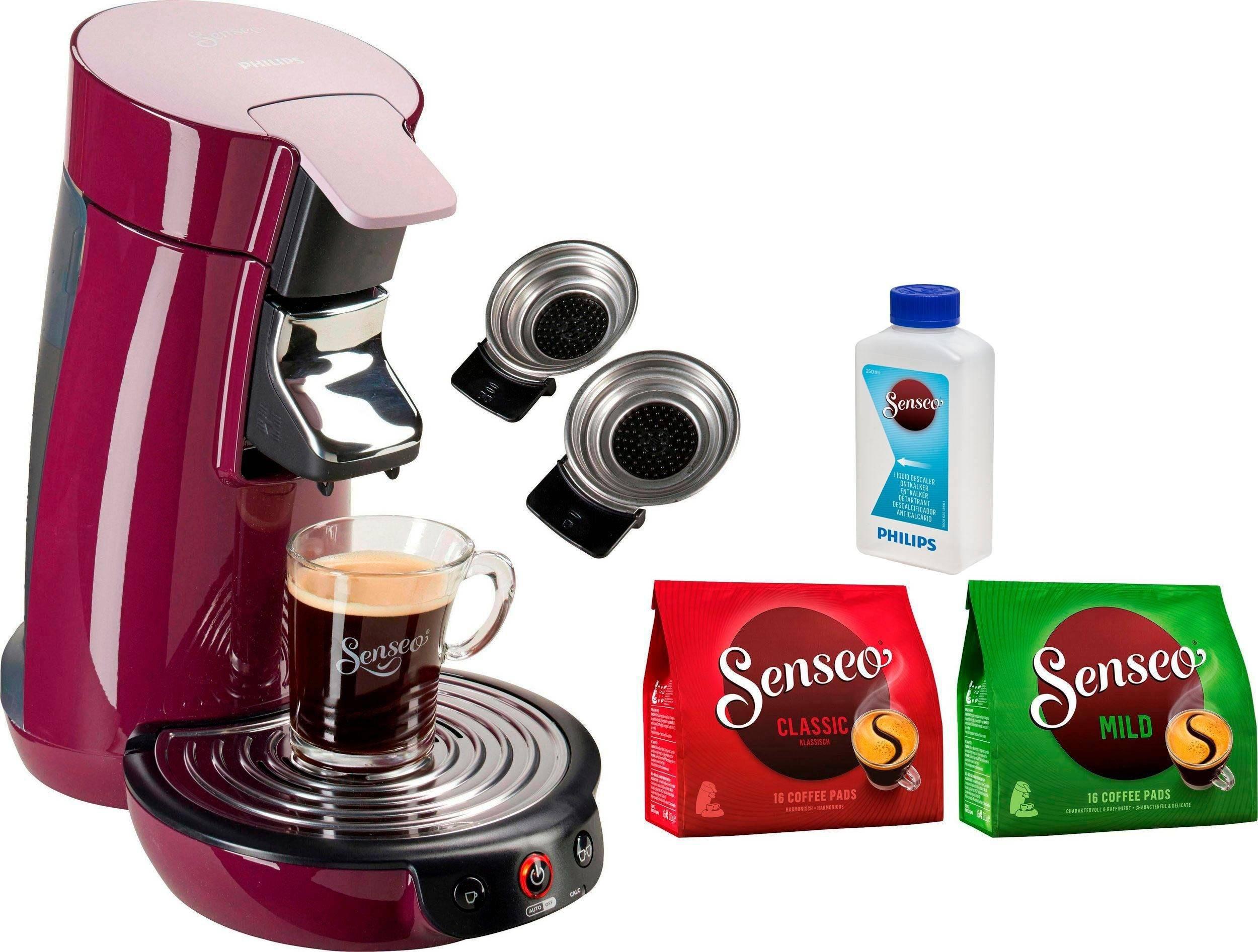Описание кофе senseo
