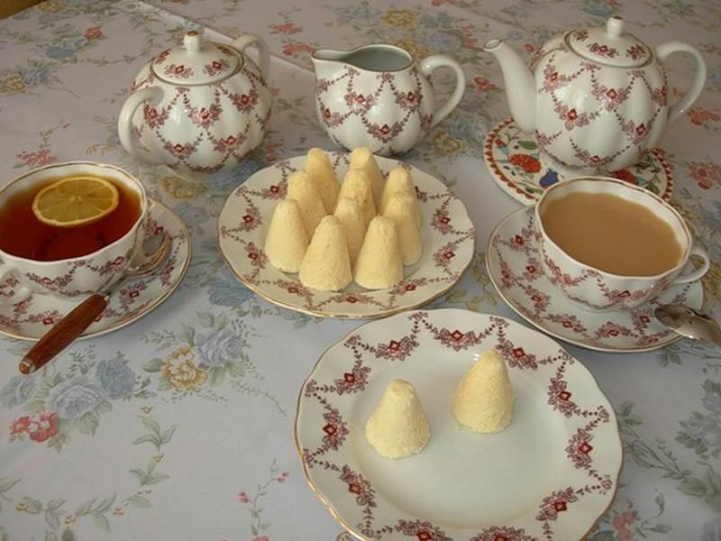 Рецепты чая с молоком и солью
