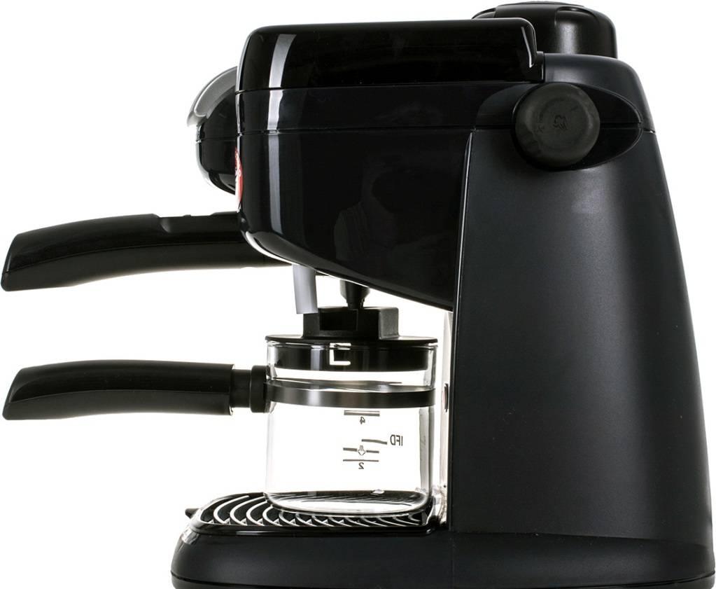 Преимущества и недостатки рожковой кофеварки Delonghi EC9