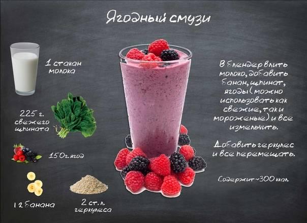Смузи на завтрак. топ-10 рецептов - smak.ua