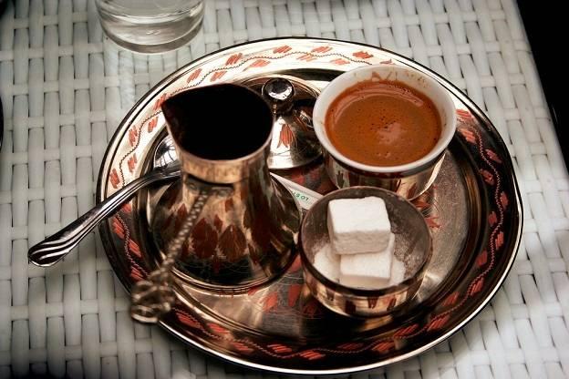 Как в турке варить кофе