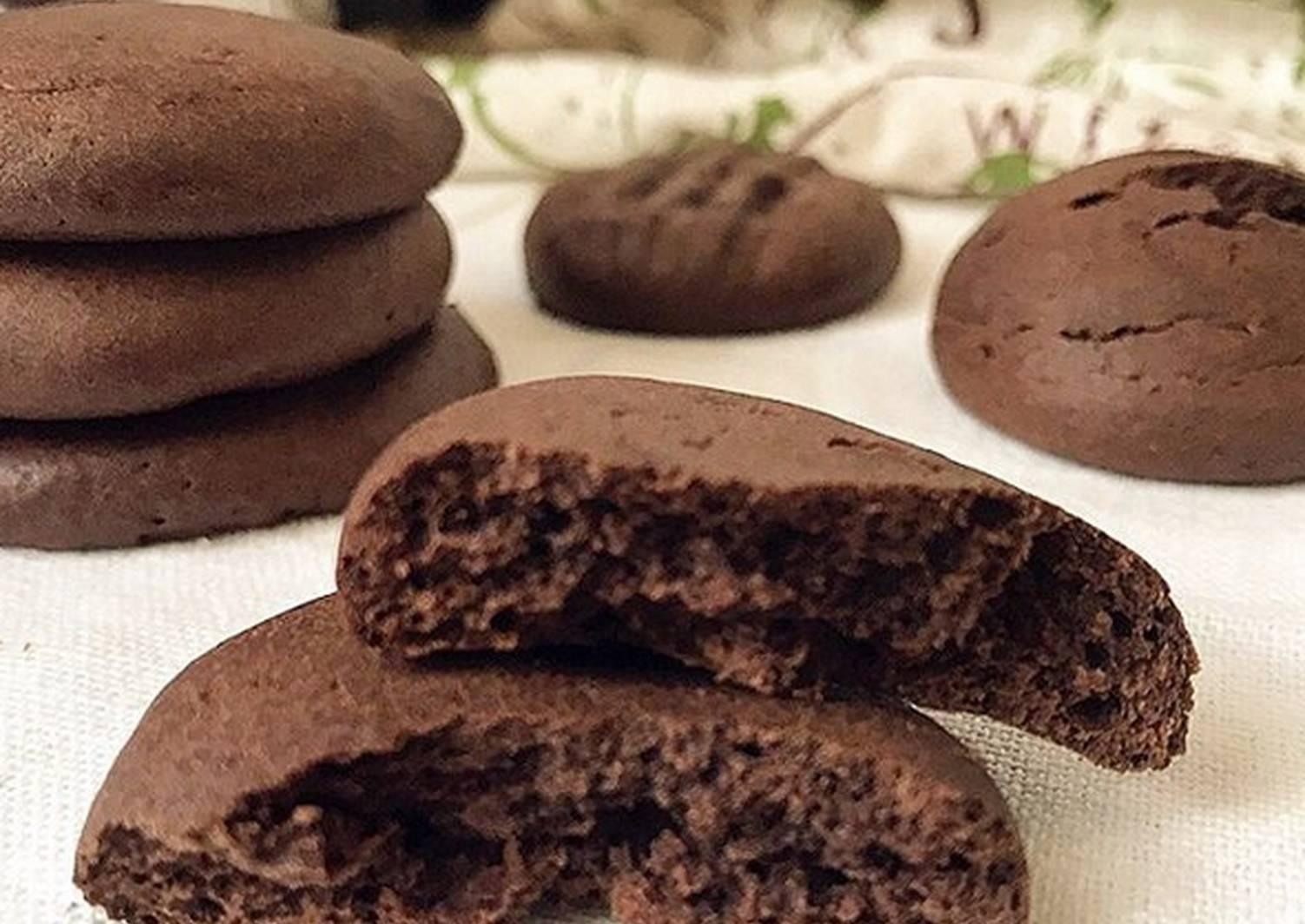 Печенье с какао: простые рецепты, как приготовить шоколадное, творожное или имбирное