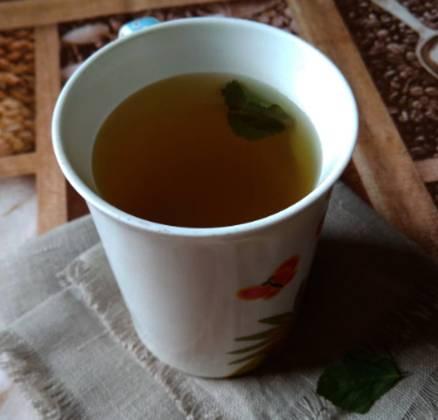 Забытый березовый чай