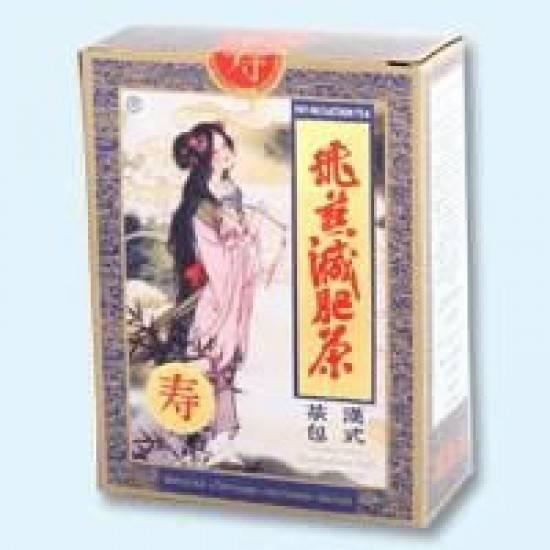Вся правда про чай для похудения «летящая ласточка»