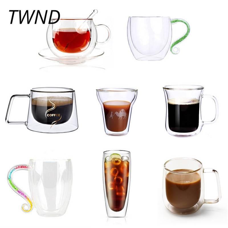 Выбираем объем кофейной чашки для подачи кофе по всем правилам