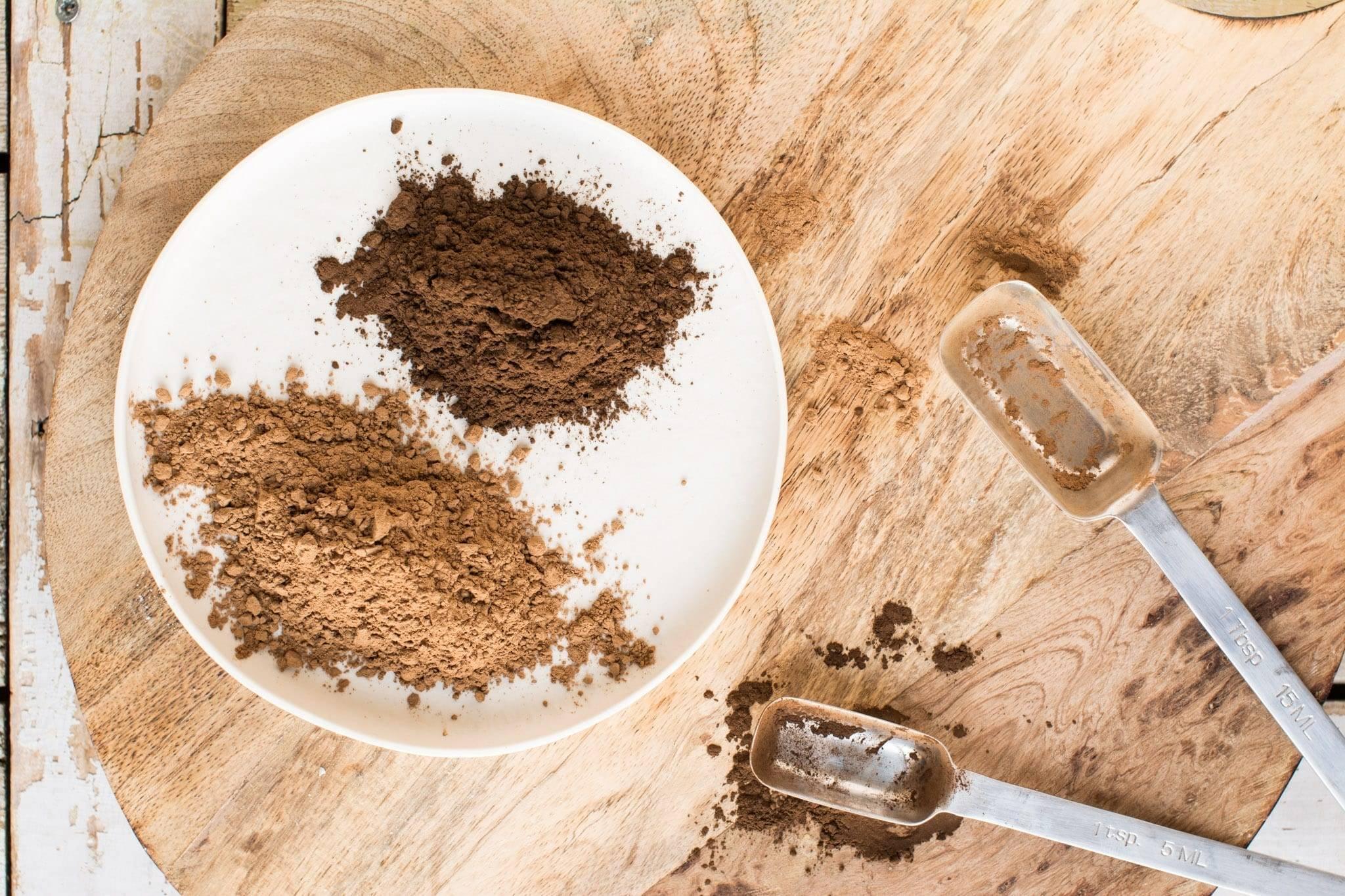 Тертое какао – что это и чем отличается от какао-порошка